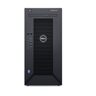 Base Server - Dell PowerEdge T30 Tower Server with 8GB RAM and 1TB Non Hot Plug SATA HDD