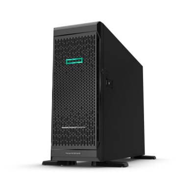 HPE Proliant ML350 Gen10 Tower Server with Intel Xeon Bronze Processor