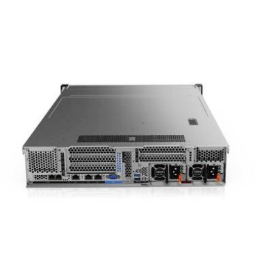 Lenovo ThinkSystem SR550 2U Rack Server with Intel Xeon Silver Processor