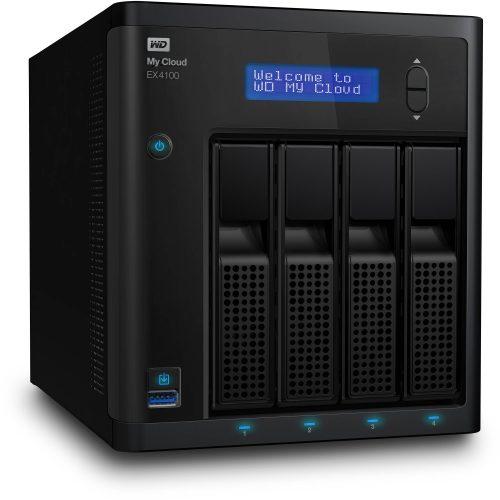 WD Ex4100 NAS