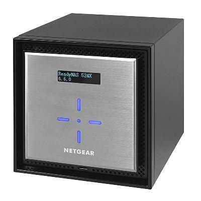 Netgear readynas 524x NAS
