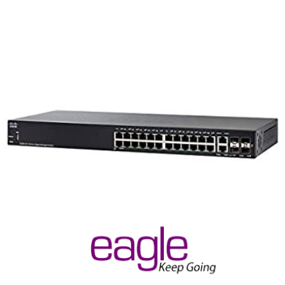 Cisco 350 Managed Switch