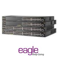 Aruba 2540 Layer2 Managed Gigabit Ethernet Switch (10/100/1000 Mbps)