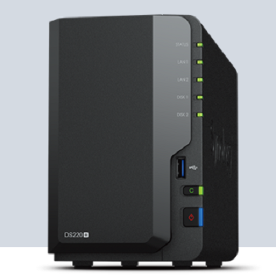 Synology DS220+ NAS storage