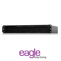 Synology RackStation RS820RP+ 4bay Network Attached Storage Drive