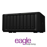 Synology DS1821+ 8Bay Network Attached Storage Drive (Diskless)