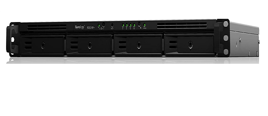 synology rs820rp+ nas