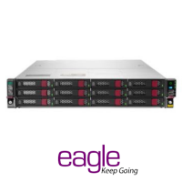 HPE StoreEasy 1660 12 Bay NAS Storage