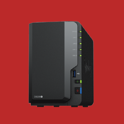 Synology ds220